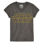 Star Wars V-Neck Tee - Girls 7-16