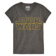 Star Wars V-Neck Tee - Girls 7-16
