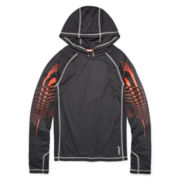 ASICS® Cool Down Performance Hoodie - Boys 8-20