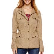 St. John's Bay® Long-Sleeve Anorak Jacket