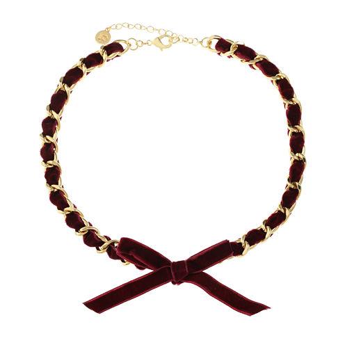 Liz Claiborne 20 Inch Chain Necklace