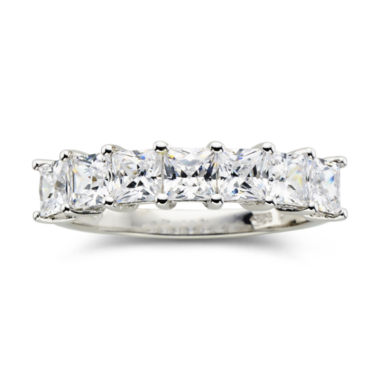 jcpenney.com | DiamonArt® 1¾ CT. T.W. Cubic Zirconia 7-Stone Ring