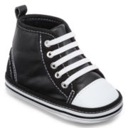 Carter's® Faux Leather High Tops - Boys