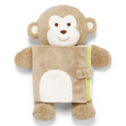 Carter's® Monkey Plush Book