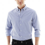 Claiborne Long-Sleeve Button-Front Shirt