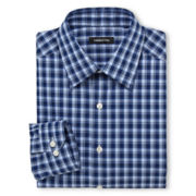 Claiborne Wrinkle-Free Cotton Dress Shirt