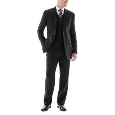 jcpenney.com | Stafford® Executive Super 100 Wool Suit Separates - Slim Fit