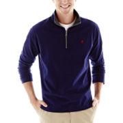 Stafford Prep® Millisant Mock-Zip Pullover