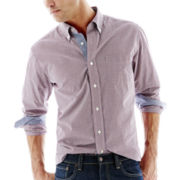 Stafford Prep® Gingham Shirt