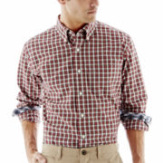 Stafford Prep® Lancaster Tartan Plaid Shirt