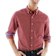 Stafford Prep® Lyde Check Oxford Shirt