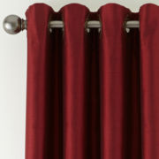 "Royal Velvet® 1¼"" Adjustable Curtain Rod with Ball Finials Collection"