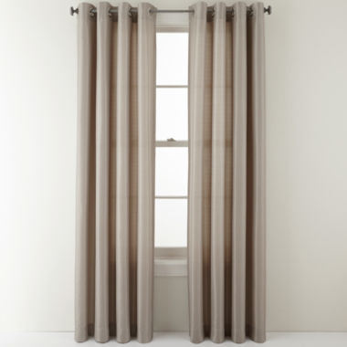 jcpenney.com | Studio™ Reynolds Grommet-Top Curtain Panel