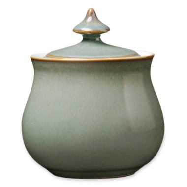 jcpenney.com | Denby Regency Green Covered Sugar Bowl