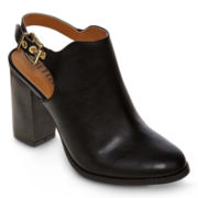 a.n.a® Billion Slingback Ankle Booties