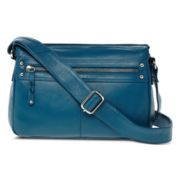 Great American Leatherworks East/West Crossbody Bag