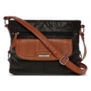 Stone & Co. Lucy Leather Convertible Crossbody Bag