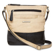 Stone & Co. Lisa Leather Crossbody Bag