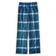 Sleep Nation Plaid Pajama Pants – Boys 4-20