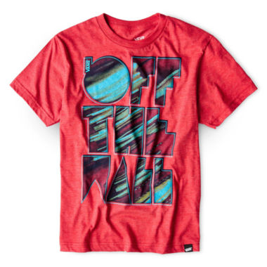 jcpenney.com | Vans® Graphic Tee - Boys 8-20