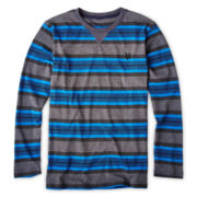 Zoo York® Striped Long-Sleeve Tee - Boys 8-20