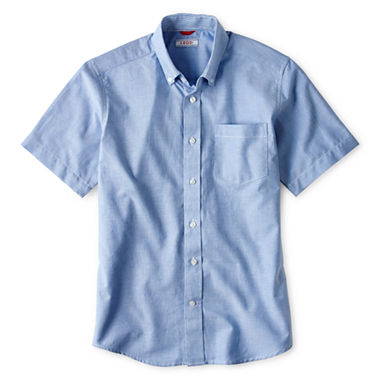 Izod 8 20 Short Sleeve Oxford Shirt