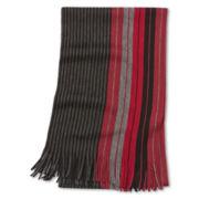 JF J. Ferrar® Raschel Striped Scarf