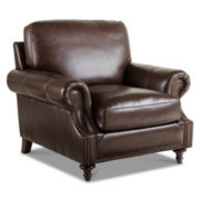 Tindall Leather Chair