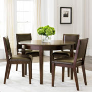 Dining Possibilities 5-pc. Standard-Height Round Dining Set