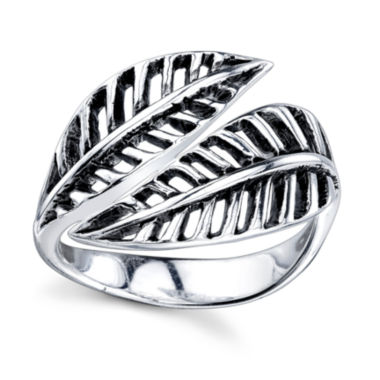 jcpenney.com | Footnotes Footnotes Womens Sterling Silver Cocktail Ring