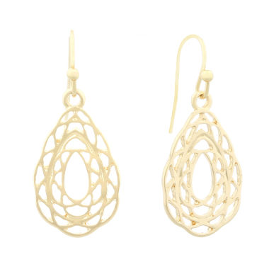 jcpenney.com | Liz Claiborne Drop Earrings