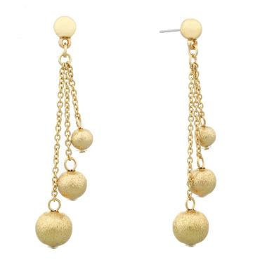 jcpenney.com | Monet Jewelry Drop Earrings
