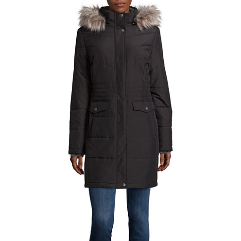 Free Country® Long Puffer Coat