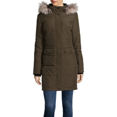 jcpenney.com | Free Country® Long Puffer Coat