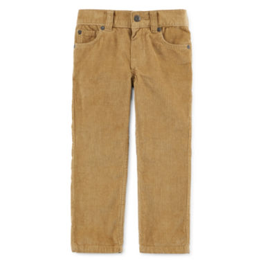 jcpenney.com | Arizona 5-Pocket Corduroy Pants - Toddler Boys 2t-5t