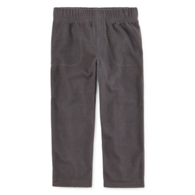 jcpenney.com | Okie Dokie® Comfy Fleece Pants - Toddler Boys 2t-5t