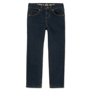 jcpenney.com | Dickies® Slim-Fit Denim Jeans - Preschool Boys 4-7
