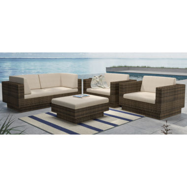 jcpenney.com | Park Terrace 5-pc. Sofa Patio Set