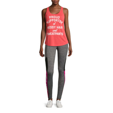 jcpenney.com | Chin-Up Tank Top or City Streets® Graphic Leggings