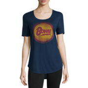 Short-Sleeve Bowie Tunic Tee
