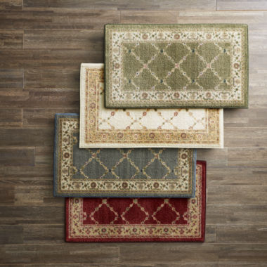 jcpenney.com | Premier Washable Rug Collection
