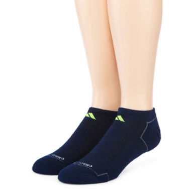 jcpenney.com | adidas® 2-pk. climacool® Performance No Show Socks