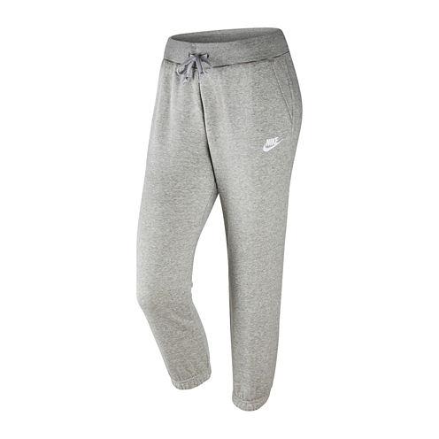 Nike® Fleece Capris