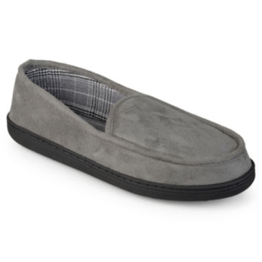 jcpenney.com | Perry Ellis Lined Moccasin Slippers
