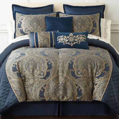 Royal Velvet Charrington 13 Pc. Comforter Set