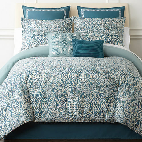 Eva Longoria Home Esme 4-pc. Comforter Set