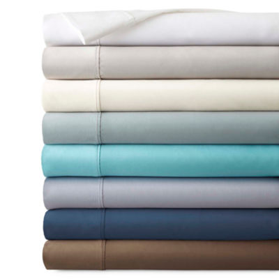 studio 550tc ultrafit solid performance sheet set - Royal Velvet Sheets