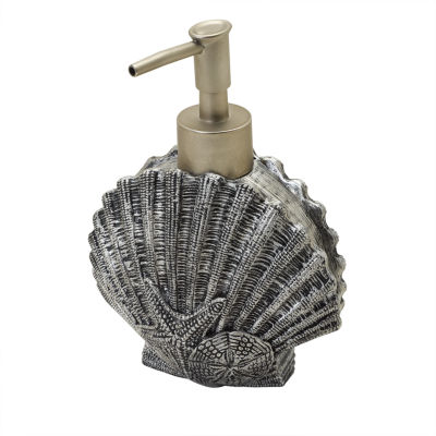 Zenna Home Beach Cottage Soap Dispenser