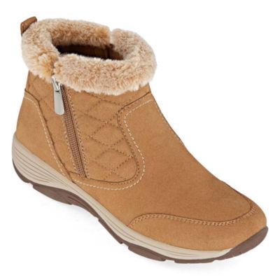 Easy Spirit Womens Vance2 J Water Resistant Winter Boots