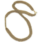 nicole by Nicole Miller® Gold-Tone Multi-Chain Necklace
